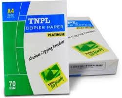 TNPL A4 Size Copy Paper