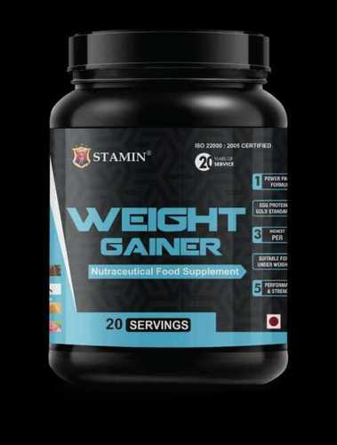 Weight Gainer Nutraceutical Food Supplement