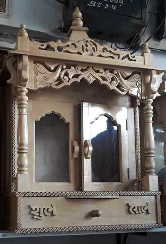 Attractive Designer Wooden Temple