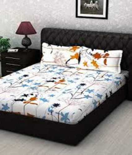 Eco Friendly Printed Bed Sheet
