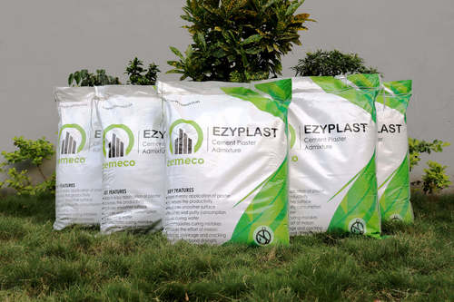 EZYPLAST- Readymix Plaster (Curing Free)