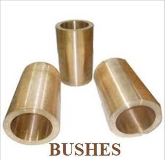 Gunmetal Bushes