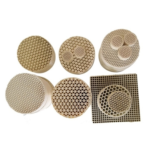 High Alumina Honeycomb Ceramic Proppant