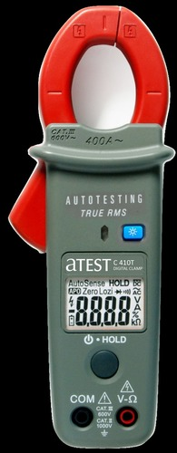 KRYKARD 400A aTEST C 410T AC Clamp Meter