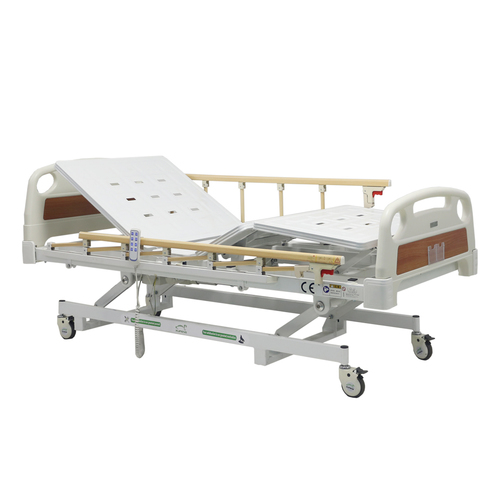 Low Three Function Electric Care Bed