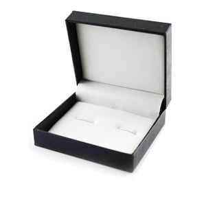 Package Box For Mens Cufflinks And Tie Clips