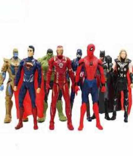 Plastic Action Figures Toys