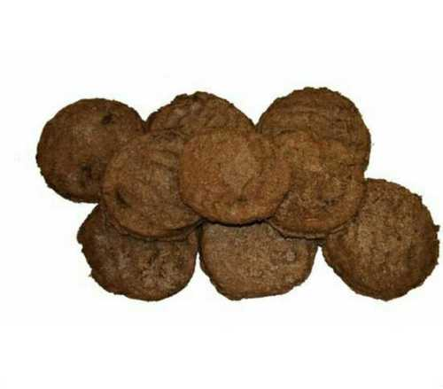 Round Cow Dung Cake