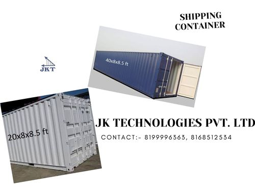 Shipping Container 20x8x8.5 ft