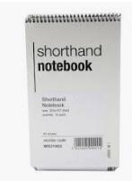 Shorthand Pads