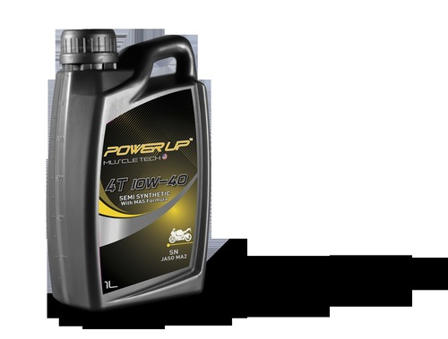 4T 10W40 Semi Synthetic Engine Oil