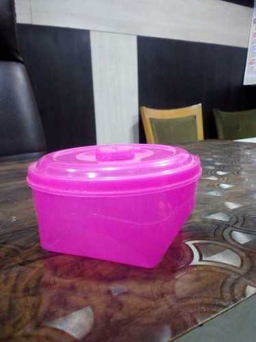 Fine Finish Container Box Plastic