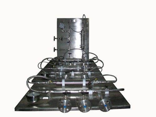 High Pressure Closed Sampling System
