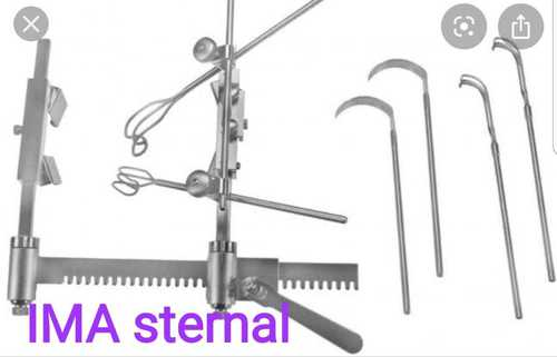 IMA Sternal Retractor Set