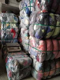 Multicolor Waste Cotton For Cleaning