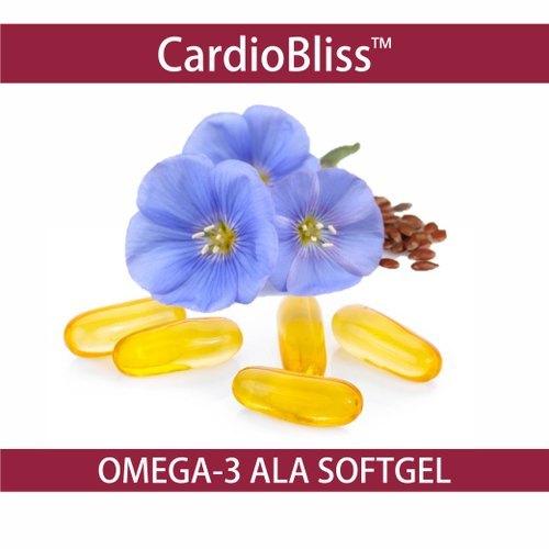 Omega 3 6 9 ALA Omega Softgel Capsules