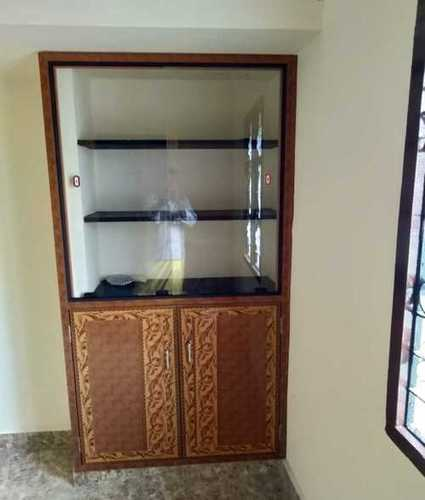 Precisely Made PVC Cupboard