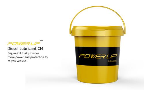 SAE 15W40 CF/SG Diesel Lubricant