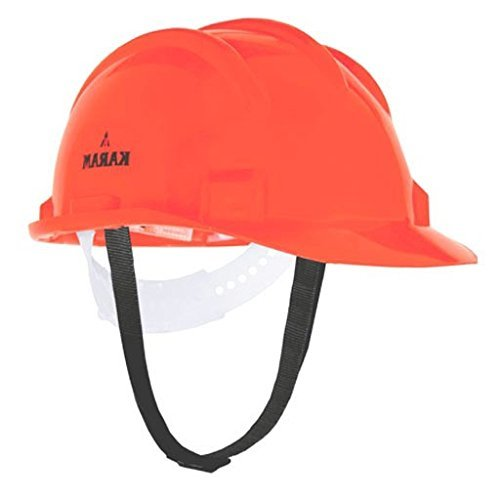 Safety Helmet Karam (Orange)