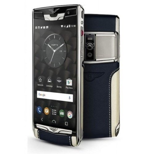 Vertu Signature Touch For Bently Imperial Blue