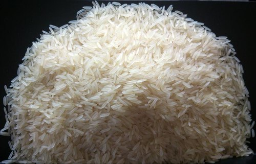 White Sharbati Basmati Rice
