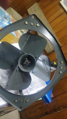 Zenco Heavy Duty Power-vent Fans