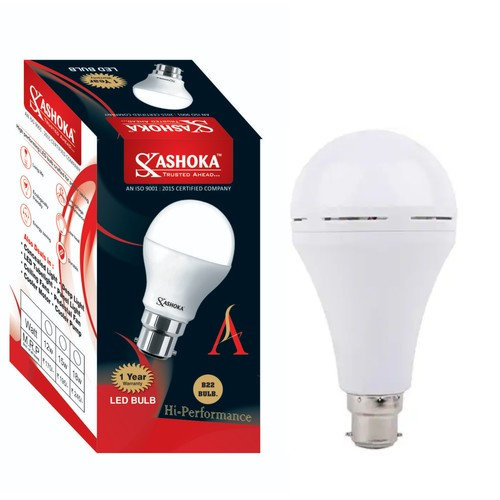 AC DC Rechargeable Bulb