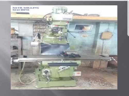 Automatic MITR Milling Machine