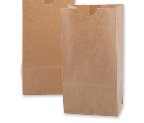 Brown Color Paper Bags