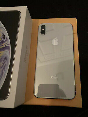 iPhone 10 XS Max 64GB Silver (Apple)