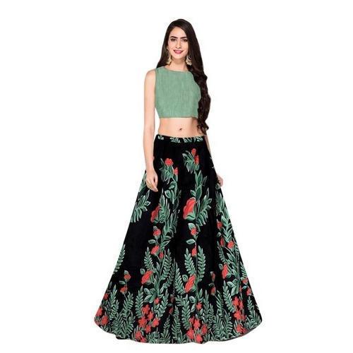 Ladies Designer Classic Embroidered Lehenga