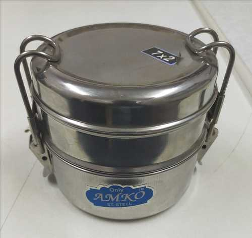 Leak Proof SS Tiffin Box