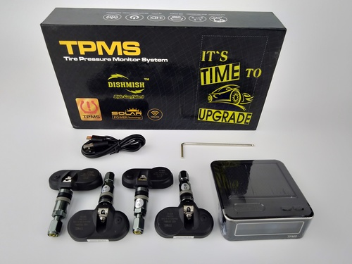 Tire Pressure Monitor System (Tpms)