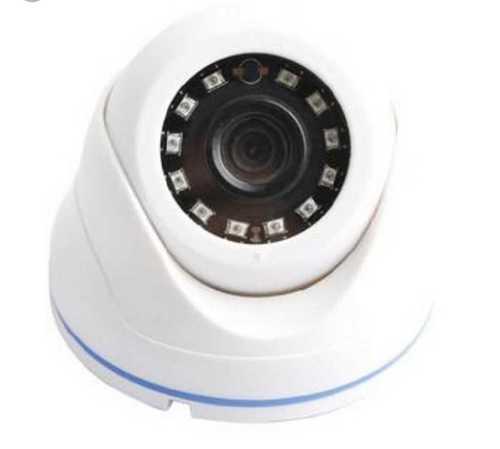 White Color Wireless Cctv Camera