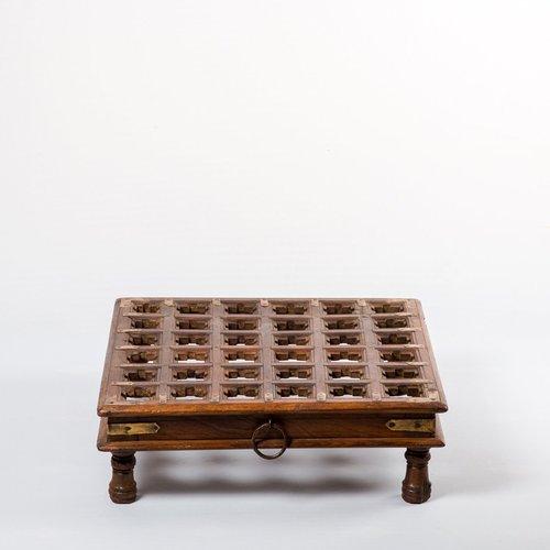Attractive Solid Wooden Bajot