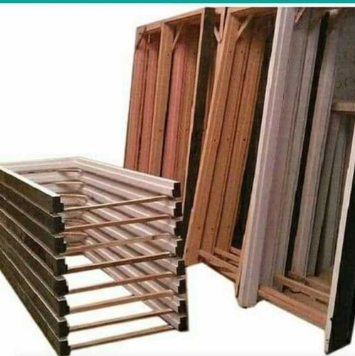Exterior And Interior Wooden Door Frames