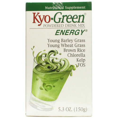 Kyolic-Kyo-Green Energy Powered Drink