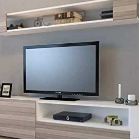 Living Room Wooden Tv Table