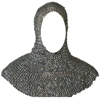 Medieval Armory Chainmail Coif
