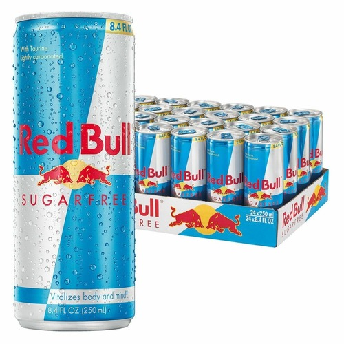 Vegetarian Energy Drink 250ml (Red Bull)