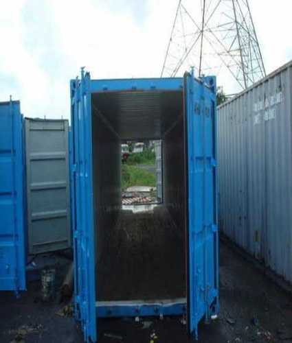 25 Feet Container Fabrication