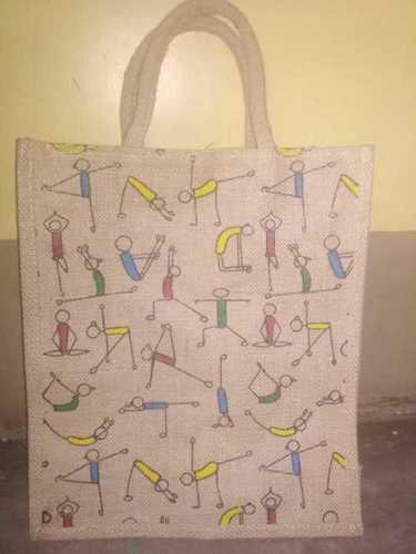 Designer Jute Carry Bags