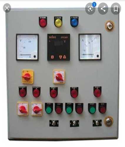 Electric Boiler Control Panel