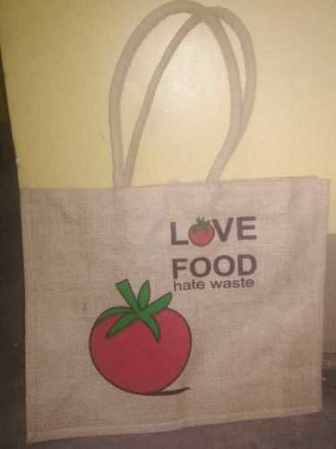 Jute Grocery Carry Bags