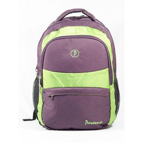 Laptop Zipper Backpack Bag