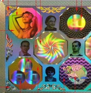 Litho Effect Hologram