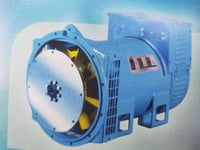 Single Phase Electric Ac Alternator