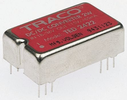 TED2421 Traco DC to DC Converter