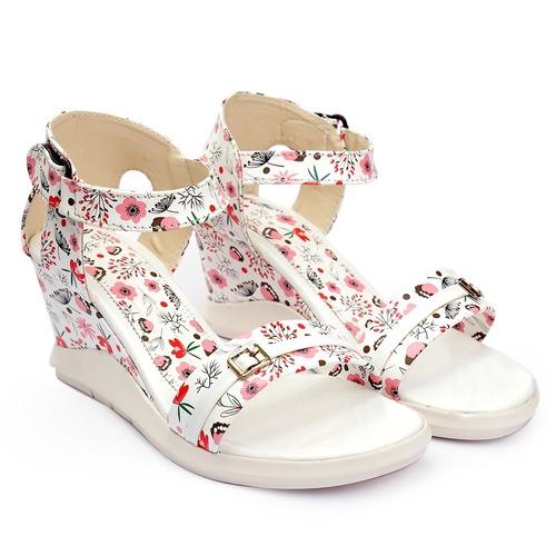Wedge Heel Girls Sandal Heel Size