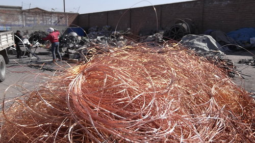 Electrical Cable Wire Scraps